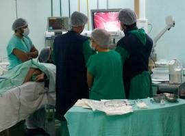 cirurgia 270x199 - Hospital de Trauma de Campina Grande oferece serviço cirúrgico inédito na rede pública da Paraíba