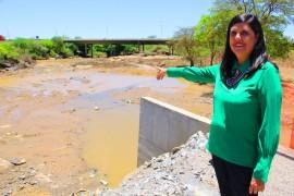 ligia transposição4 270x180 - Vice-governadora inspeciona obras da transposição do Rio Francisco