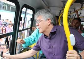 ricardo consorcio metropolitano foto francisco franca 5 270x191 - Ricardo vistoria nova frota de ônibus que vai transportar passageiros entre Bayeux e João Pessoa