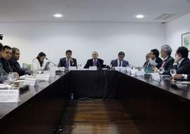 ricardo reuniao com ministro elisel padilha em brasilia 5 270x191 - Ricardo se reúne com ministros para discutir detalhes sobre a transposição das águas do Rio São Francisco