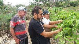 visita esperança2 270x152 - Emater apresenta a agricultores de Puxinanã experiência exitosa de produtor em Esperança