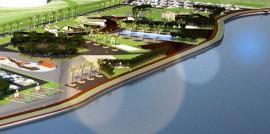 Açude Bodocongó Planta lateral 270x134 - Ricardo entrega primeira etapa das obras do Parque Bodocongó neste sábado