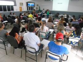 DSC04949 270x202 - Saúde promove treinamento dos profissionais sobre teste rápido para HIV, sífilis e hepatites B e C