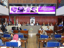DSC08122 270x202 - Delegacia da Mulher na Paraíba comemora 30 anos com sessão especial na Assembleia Legislativa