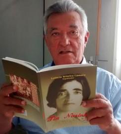 Leôncio Teixeira 1 244x270 - Desembargador lança livro de memórias na Fundação Casa de José Américo