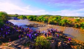 MONTEIRO8 270x158 - Ricardo participa da solenidade que marca chegada das águas do Rio São Francisco na Paraíba