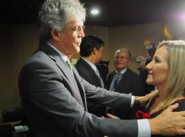POSSE TRE3 270x201 - Ricardo participa de solenidade de posse de juíza como membro efetivo do TRE-PB