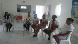 Roda de conversas Júlia Maranhão 270x152 - Banco de Leite Anita Cabral participa de ação sobre aleitamento materno no Presídio Feminino Júlia Maranhão