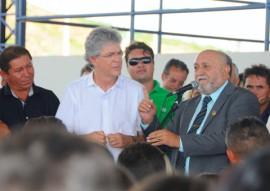 SANTA INÊS PREFEITO foto jose marques 270x191 - Ricardo inaugura estrada que tira 50ª cidade paraibana do isolamento asfáltico
