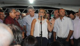 SANTO ANDRE PREFEITA 270x158 - Ricardo inaugura estrada que tira município de Santo André do isolamento asfáltico