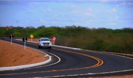 SANTO DRE9 270x158 - Ricardo inaugura estrada que tira município de Santo André do isolamento asfáltico