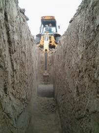 barragem em Boa Vista 202x270 - Construção de barragens subterrâneas trazem alívio para agricultores da Paraíba
