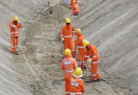 canal acaua aracagi 3 270x186 - Obras do primeiro lote do Canal Acauã-Araçagi estão em fase de conclusão
