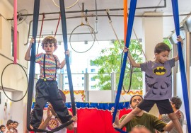 circo férias 31 270x188 - Escola de Circo da Funesc inscreve para cursos regulares de circo