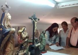 fcja restaura pecas sacras e devolve a acaua 1 270x191 - Fundação Casa de José Américo restaura peças sacras e devolve à Acauã