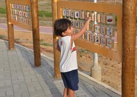 filho de luiza galdino foto walter rafael 2 270x191 - Parque Linear Parahyba chama atenção e já é utilizado pelos moradores do Bessa