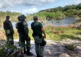 fiscalizacao parques estadual das trilhas 2 270x191 - Governo do Estado prossegue trabalho de consolidação do Parque Estadual das Trilhas