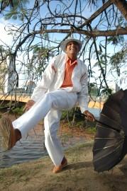 foto luciano amorim2 frevo sem carnaval 179x270 - Antônio Nóbrega traz 'Com Passo Sincopado' ao projeto Interatos, na Fundação Espaço Cultural