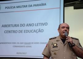 inicio de ano letivo colegio militar Aula Inaugural CE PMPB Foto Wagner Varela 5 270x191 - Comandante Geral abre ano letivo do Centro de Educação da Polícia Militar da Paraíba