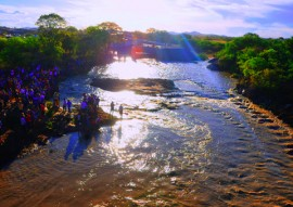moteiro transposicao do sao francisco foto jose marques 3 270x191 - Técnicos da Aesa fiscalizam águas do São Francisco na Paraíba