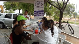 parque 270x151 - População do Bessa recebe serviços de saúde durante inauguração do Parque Linear Parahyba