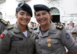 pm primeira turma coronel Iris  Foto Wagner Varela secom pb 270x191 - Primeira turma de mulheres da Polícia Militar da Paraíba chega aos 30 anos de serviço prestados à sociedade