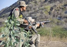policia passar a atuar com grupamento de combate a quadrilhas de ataques de bancos 270x191 - Polícia Militar atua com grupo especializado de combate às quadrilhas de ataques a bancos