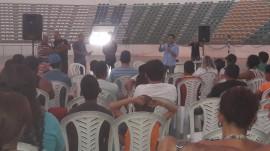 reunião sejel3 270x151 - Sejel reúne pais de alunos matriculados nas escolinhas do Ronaldão e informa sobre atividades