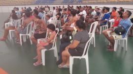 reunião sejel4 270x151 - Sejel reúne pais de alunos matriculados nas escolinhas do Ronaldão e informa sobre atividades
