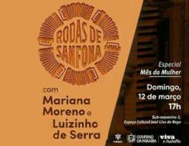 rodas de sanfona 270x208 - Edição especial do projeto Rodas de Sanfona tem Mariana Moreno e Luizinho de Serra