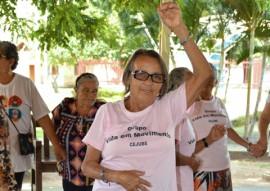 sedh cejobe idosos atividade foto luciana bessa 3 270x191 - Projeto Vida em Movimento resgata a alegria e autoestima de idosos