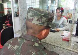 ses hemocentro soldados do exercito realizam doacao de sangue foto ricardo puppe 2 270x191 - Soldados do Exército fazem doação de sangue no Hemocentro