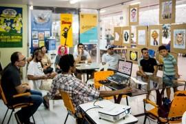 tertúlia foto thercles silva 270x180 - Projeto Tertúlia HQ aborda métodos e técnicas digitais para construir histórias em quadrinhos
