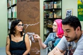 tertúlia foto thercles silva5 270x180 - Projeto Tertúlia HQ aborda métodos e técnicas digitais para construir histórias em quadrinhos