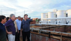 ITAPORANGA ETA 270x158 - Ricardo inspeciona construção de Escola Técnica e Estação de Tratamento d'água em Itaporanga