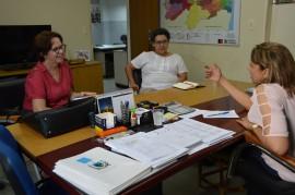 Reunião criação do comite Direitos Humanos 2 270x179 - Secretária de Desenvolvimento Humano se reúne com consultora do Ministério dos Direitos Humanos