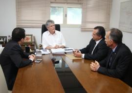 ricardo reuniao com marialvo da receita federal 3 270x191 - Ricardo discute ampliação da Redesim com representantes da Receita Federal