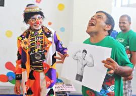 ses hosp juliano recebe oficina de circo da funesc e usuarios ficam encantados foto ricardo puppe 6 270x191 - 'Escola do Circo' encanta usuários do Juliano Moreira e ajuda na recuperação