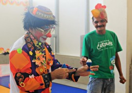 ses hosp juliano recebe oficina de circo da funesc e usuarios ficam encantados foto ricardo puppe 8 270x191 - 'Escola do Circo' encanta usuários do Juliano Moreira e ajuda na recuperação