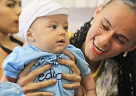ses maternidade frei damiao teste do pezinho foto ricardo puppe 2 270x191 - Maternidade Frei Damião realiza teste essencial para diagnóstico precoce de doenças em bebê