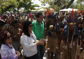 vice gov ligia baia da traicao dia do indio foto junior fernandes 241 270x191 - Dia do índio: Governo entrega melhorias para a população indígena