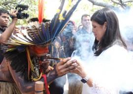 vice gov ligia baia da traicao dia do indio foto junior fernandes 281 270x191 - Dia do índio: Governo entrega melhorias para a população indígena
