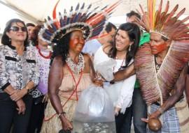 vice gov ligia baia da traicao dia do indio foto junior fernandes 81 270x191 - Dia do índio: Governo entrega melhorias para a população indígena