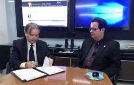 FOTO Marconi  e Andre Carlo Torres OK 270x171 - Receita Estadual libera acesso às notas fiscais eletrônicas para consulta do TCE-PB
