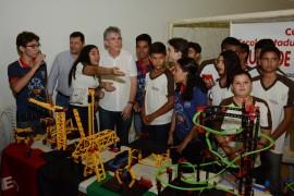 ODE GUARABIRA 01 270x180 - Ricardo entrega ônibus, laboratórios de informática e carteiras escolares no ODE de Guarabira