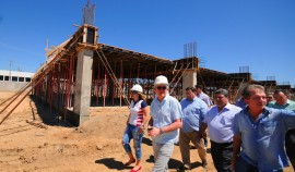 PATOS ESCOLA1 270x158 - Ricardo visita obras e assina ordens de serviço para açude e barragem no Sertão