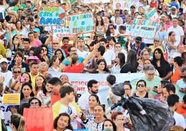 RicardoPuppe Marcha LutaAntimanicomial 2 270x190 - Marcha da Semana Estadual de Luta Antimanicomial reúne multidão na orla de João Pessoa