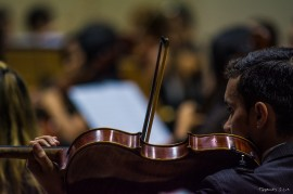 concerto osjpb 08.09.16 thercles silva 1 270x179 - Orquestra Sinfônica Jovem da Paraíba apresenta concerto com participação de flautista pernambucano