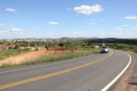 contorno 2Francisco França 270x180 - Ricardo visita contorno rodoviário de Catolé do Rocha, a 127ª obra rodoviária