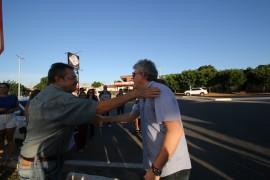 contorno catolé2 foto Francisco França 270x180 - Ricardo visita contorno rodoviário de Catolé do Rocha, a 127ª obra rodoviária
